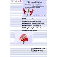 Olympia Kartvizit/Ehliyet Pvc Poşet 125 Mic