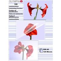 Olympia A6 Pvc Poşeti 125 Mic