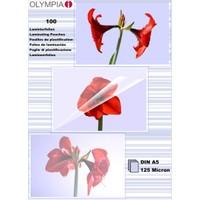Olympia A5 Pvc Poşeti 125 Mic