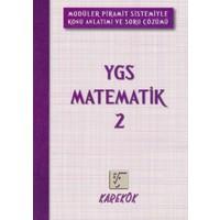 Karekök Eğitim Basım Yayım Ygs Matematik 2
