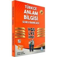 Örnek Akademi Yayınları Ygs-Lys-Kpss Türkçe Anlam Bilgisi Soru Bankası