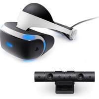 Sony PlayStation VR Sanal Gerçeklik Gözlüğü + PS4 Kamera (Sony Türkiye Garantili)