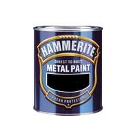 Marshall Hammerite Direkt Pas Üstü Pürüzsüz Metal Boya Beyaz 0.75 Lt