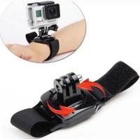 Sanger Aksiyon Kamera 360 Derece Dönebilen Bileklik