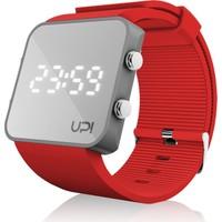 Upwatch Mini Grey&Red Unisex Kol Saati