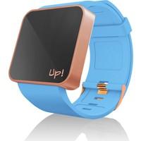 Upwatch Touch Shiny Rose&Turquoise Unisex Kol Saati
