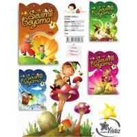 Karatay Çocuk 24 Yaprak Boyama Kitabı 0569