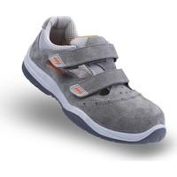 Mekap Rmk 51 Süet Çelik Burunlu İş Ayakkabısı
