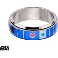 Body Vibe Star Wars R2-D2 Spinner Yüzük