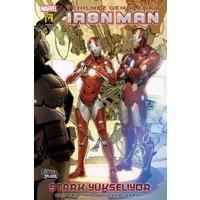 Iron Man Cilt 6 Stark Yükseliyor 2 Türkçe Çizgi Roman
