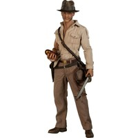 Sideshow Collectibles Indiana Jones Temple Of Doom Sixth Scale Figure
