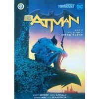 Batman: Yeni 52 - 5 Yıl Sıfır - Karanlık Şehir Türkçe Çizgi Roman