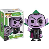 Funko Pop Sesame Street The Count