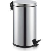Hiper Pedallı Çöp Kovası - 30 Lt