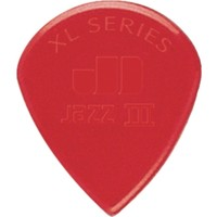 Jim Dunlop 47Rxln Gitar Penası Jazz Iıı Xl Red