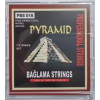 Pyramid Pbs 018 Kısa Sap İçin Saz Teli - Kutulu - Orjinal Alman
