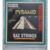 Pyramid Pbs 020 Uzun Sap İçin Saz Teli - Kutulu - Orjinal Alman