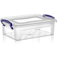 Dünya Plastik 2 lt Clear Box Saklama Kutusu