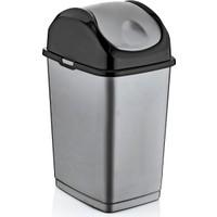 Dünya Plastik 50 lt Slim Çöp Kovası