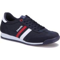 Kinetix Halley Lacivert Kırmızı Beyaz Erkek Sneaker