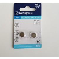 Westinghouse 48 Adet AG6,LR921 Alkalin Saat Pili