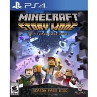 Ps4 Minecraft Story Mode Playstation 4 Oyunu