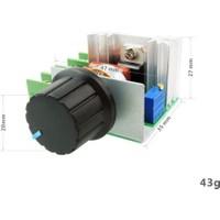 Knmaster 220 Volt 2000 Watt Motor Hız Kontrol Devresi / Dimmer