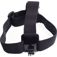 Knmaster Sony Aksiyon Kamera Uyumlu Kafa Bandı Head Strap