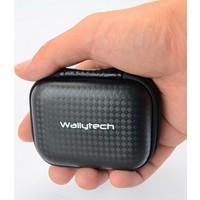Knmaster Gopro Uyumlu Karbon Mini Çanta Carbon Mini Case Box
