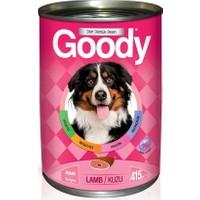 Goody 12 Adet Kuzu Etli Pirinçli Köpek Konservesi 415 Gr