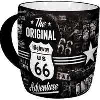 Nostalgic Art Highway 66 Kupa