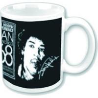 Rock Off Jimi Hendrix Kupa San Francisco 68
