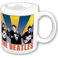 Rock Off The Beatles Kupa Shine Behind