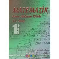 11.Sınıf İleri Matematik Konu Anlatım Kitabı 1.Kitap