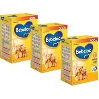 Bebelac 1 Bebek Sütü 500 gr - 3'lü