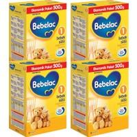 Bebelac 1 Bebek Sütü 500 gr - 4'lü