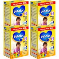 Bebelac 3 Devam Sütü 500 gr - 4'lü