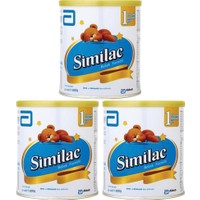 Similac 1 Bebek Sütü 850 gr - 3'lü