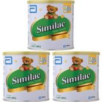 Similac 2 Devam Sütü 850 gr - 3'lü