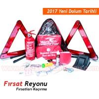 Quadro Trafik Seti Tuv türk Uyumlu 2017 Dolum Tarihli