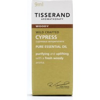 Tısserand Selvi Ağacı (Cypress) Yağı 9 Ml Organik Ve Saf