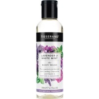 Tısserand Saf Organik Aromaterapi Banyo Ve Duş Jeli Lavanta & Beyaz Nane 200 Ml