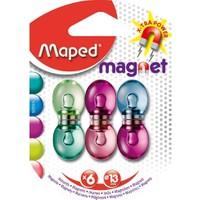 Maped Fancy Mıknatıs 6 Lı 517111