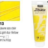 Pebeo Studio Akrilik Boya 100 Ml Light Azo Yellow -13