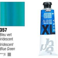 Pebeo 37Ml Huıle Fıne Xl Yağlı Boya Iridescent Blue Green -357