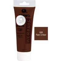 Maries 815-688 Akrilik Boya 75Ml Raw Umber