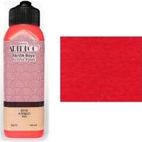 Artdeco Akrilik Boya 140 Ml Kırmızı