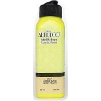 Artdeco Akrilik Boya 140 Ml Limon Sarı