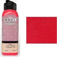 Artdeco Akrilik Boya 140 Ml Çilek Kırmızı