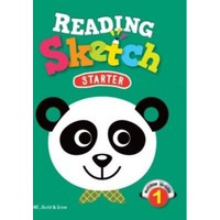Reading Sketch Starter 1 With Workbook +Multirom